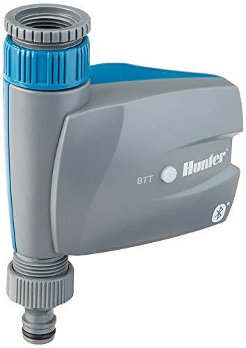 HUNTER - Estación de Temporizador con Bluetooth, Color Gris y Azul