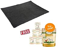 Comfortable blanket for dogs and other pets With Permafresh 100% protection against bacteria, mould, dust Reduces smell and stops dust mites breeding Perfect for animals with skin problems or allergies With anti-slip base: for good grip on smooth flo...