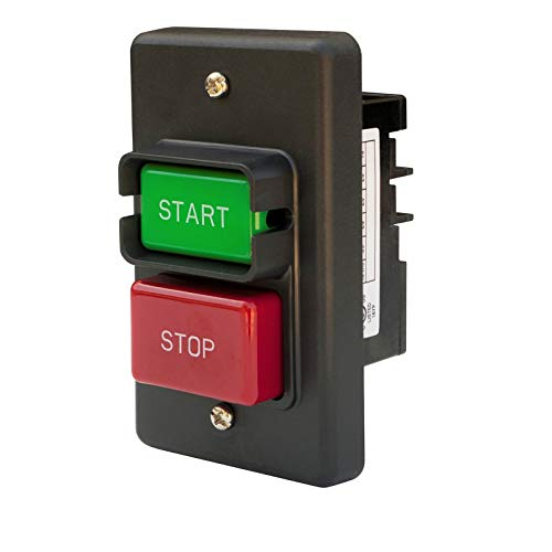 POWERTEC 71008 110/220V Single Phase On/Off...