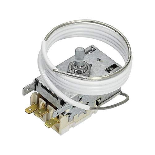 Termostato Ranco K57 L5558 K57L5558 adecuado para Liebherr 6151800 para refrigerador