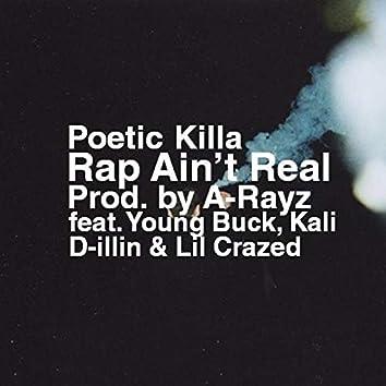 Rap Ain't Real