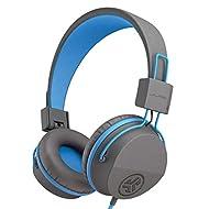 Kids Headphones Wired, JLab JBuddies Studio Headphones For Kids - Childrens Headphones with Micropho...