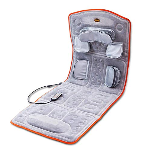 Best Deals! CHENXIU Massager with Heat Pads – Deep Kneading, Dual Massage Chair Cushion for Pain R...