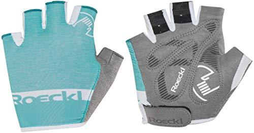 Roeckl Jungen Ziros Handschuhe, türkis, 5