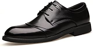 [Fengbao] ビジネスシューズ メンズ 革靴 レースアップ カジュアル スニーカー シューズ 屈曲性 通勤 衝撃吸収 通気 防臭 柔らかい