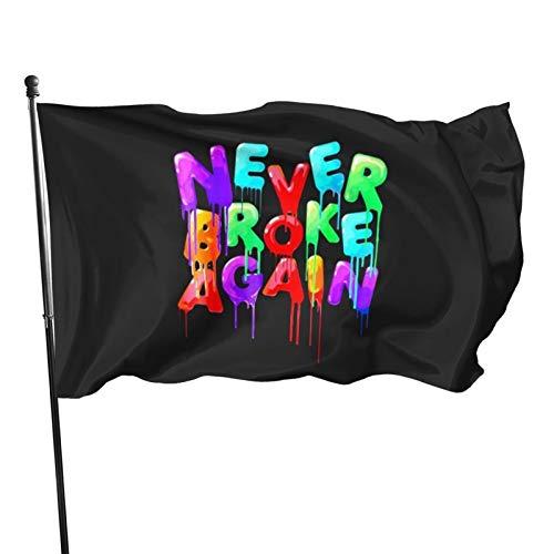 Bandera de la NBA Youngboy Never Broke Again
