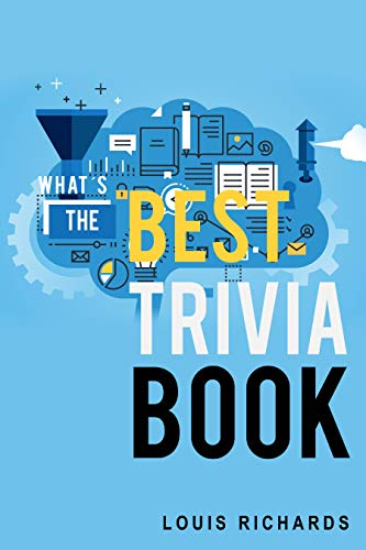 What's the Best Trivia Book: Fun Trivia Games with 1,200 Questions and Answers