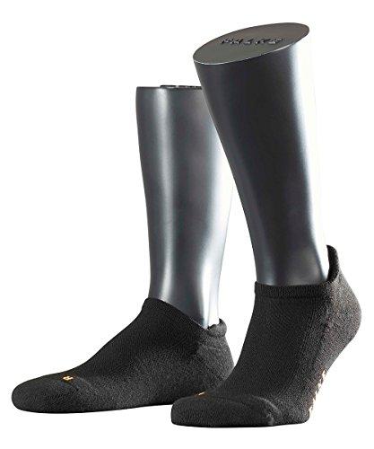 FALKE 3 Paar Socken 16609 Cool Kick SN Sportlicher Sneaker UNISEX, Farbe:Black, Socken und Strümpfe:46-48