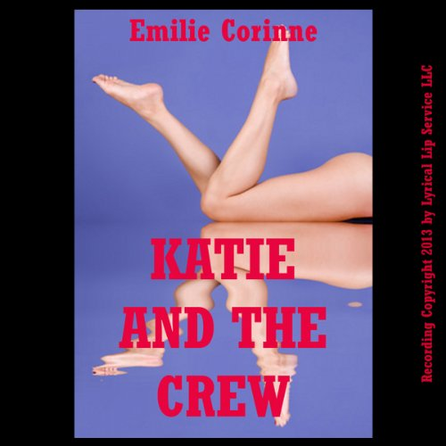 Katy and the Crew audiobook cover art