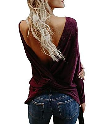 BONESUN Lightweight Sweaters for