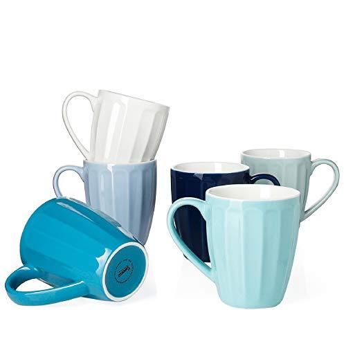 Sweese large cappuccino mugs set