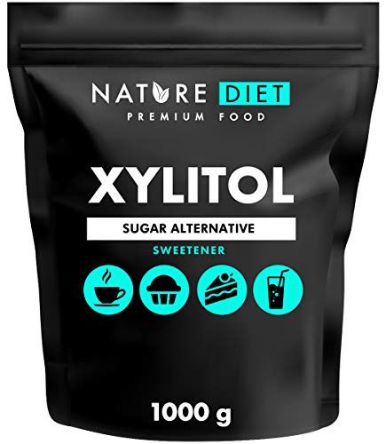Nature Diet - Xylitol, 2 x 1 000 g