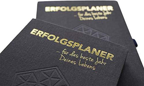 ERFOLGSPLANER - für das beste Jahr Deines Lebens von Steffen Kirchner