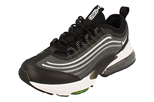 Nike Air MAX ZM950 GS Running Trainers CN9835 Sneakers Zapatos (UK 5.5 us 6Y EU 38.5, Black White Volt Grey 003)