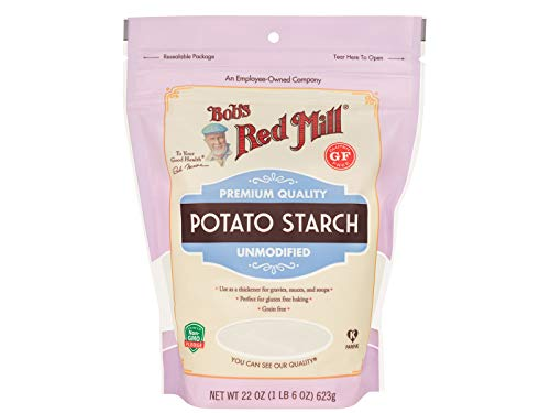 Bob's Red Mill Gluten Free Potato Starch, 24 oz (Pack Of 2)