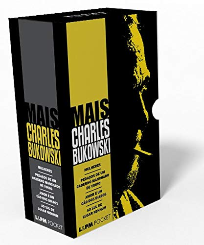 Caixa especial Mais Charles Bukowski