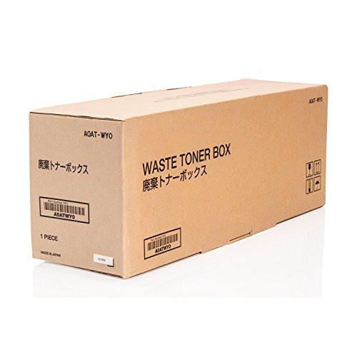 Konica Minolta A0AT-WY0 - Cartucho de tóner para Bizhub C 550 Premium, incoloro, 57000 páginas