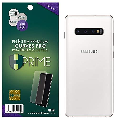 Pelicula Curves Pro para Samsung Galaxy S10 Plus - VERSO, HPrime, Película Protetora de Tela para Celular, Transparente