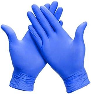 SODIAL 20ピース/ロット 使い捨て手袋 ラテックス クリーニング 食品用手袋 ユニバーサル 家庭用 ガーデンク用 クリーニングのための手袋 家庭用クリーニング ラバー S