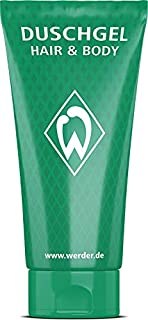 Werder Bremen SV Duschgel Shampoo Hair und Body 200 ml, 3020