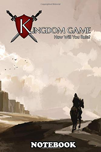 Notebook: Background Artwork For Kingdomgame2 Towns And Cities Ex , Journal for Writing, College Ruled Size 6