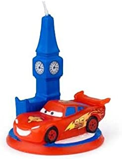 Hallmark Disney's Cars 2 Molded Candle