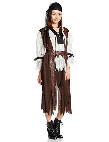 Rubies Officielle des Caraïbes Pirate Babe Fancy Dress