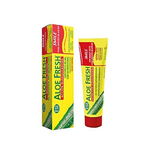 ESI Dentífrico Smile - 3 Recipientes de 100 ml - Total: 300 ml