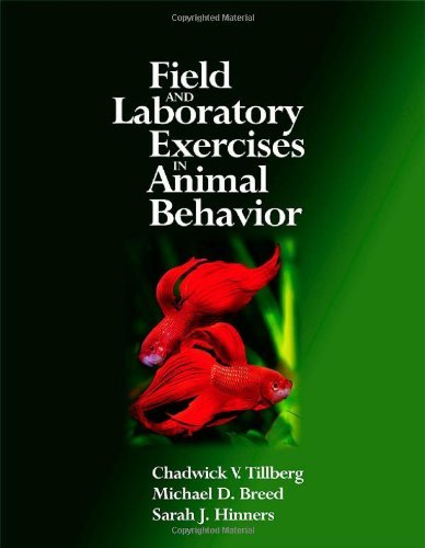 Field and Laboratory Exercises in Animal Behavior (English Edition)