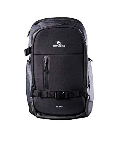 RIP CURL F-Light Posse Midnight,Reise-Rucksack,Ultra leicht,gepolstertes Laptopfach,verstärkter Boden,Frontschutz,Midnight