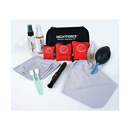 NightForce Professional Optical Cleaning Kit, A431