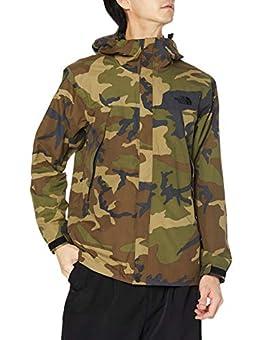 [ザノースフェイス] ジャケット ノベルティースクープジャケット メンズ NP61845 ウッドランドカモ2 L