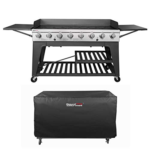 Royal Gourmet Event 8-Burner BBQ Propane Gas Grill