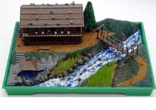 マイクロエース 1/150 山の温泉宿