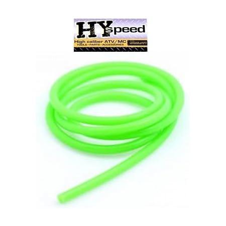 "HELIX BLUE HIGH-PRESSURE 3 FT ID 5//16/"" FUEL LINE HOSE HONDA KAWASAKI YAMAHA"