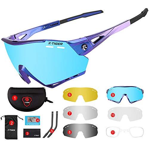 11 gafas de sol Pit Viper para ciclismo, deportes al aire libre, polarizadas, para correr, pesca, senderismo, golf, surf, al aire libre, gafas para hombres y mujeres