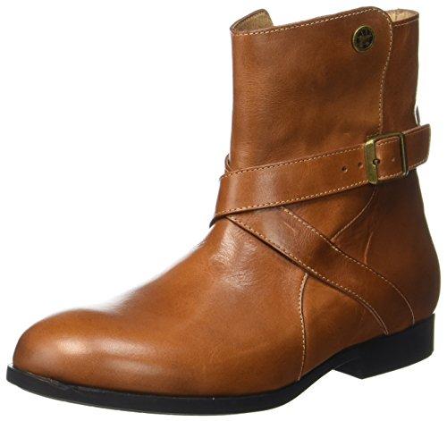 BIRKENSTOCK Shoes Damen Collins Stiefel, Braun (Camel), 42 EU