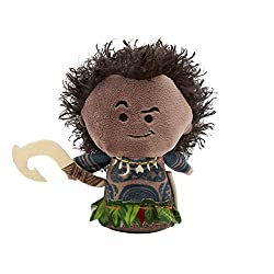 Fans will be blown away by this tiny version of Moana's Maui made over in a new contemporary styling by Hallmark. Part of the Moana collection Made from quality plush fabric