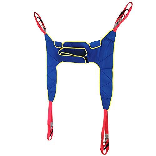 JINGBO Medizinisch Aufzug Ausrüstung Patientenlifter Sling Stiege Transfer Gürtel, Medical Lift Equipment für Krankenpflege, ältere Menschen, Behinderte, Maximale Belastung 507 lb