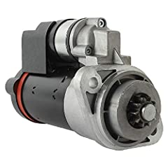 Specs: Starter, Voltage: 12V, Teeth: 10 teeth Bosch replacement Compatible with/Replacement for ARROWHEAD: 1400-0191, John Deere: RE533976 Compatible With / Replacement For: John Deere 5045D; 5045E; 5055D; 5055E; 5065E; 5075E 1-year warranty protects...