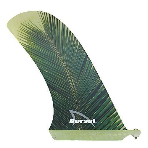 DORSAL Modified Hatchet Pivot Fiberglass Longboard Surfboard SUP Surf Fin
