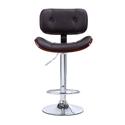 MEIDUO Durable Selles Chaises de bar rétro style européen KTV bar chairs Chaise élévatrice Tabouret haut de la réception Tabouret de canapé (Couleur facultative) pour intérieur extérieur