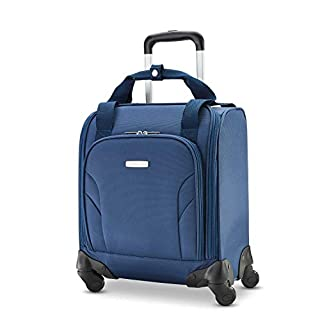 Samsonite Underseat Carry-On Spinner with USB Port