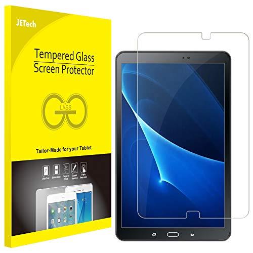JETech Pellicola Protettiva Compatible Samsung Galaxy Tab A 10.1 2016 (SM-T580/T585, Non per Il Modello 2019), Vetro Temperato Film