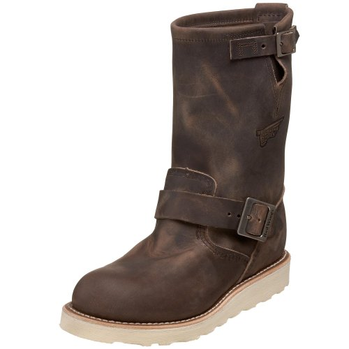 Red Wing Heritage Engineer 11' Boot,Amber Harness ,10.5...