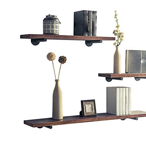(39,4 Zoll x 7,9 Zoll imitiert antik) dekoratives Wandregal mit großem Stauraum, geeignet für Küchen, Wohnzimmer, Badezimmer und Schlafzimmer in verschiedenen Größen