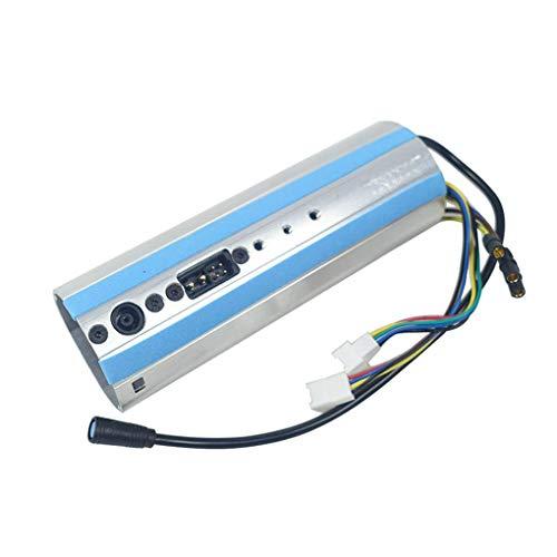 zhibeisai Compatible con la Tarjeta de Control del Tablero de Instrumentos Bluetooth Ninebot Segway ES1 / ES2 / ES3 / ES4 Vespa Activado