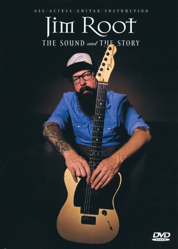 Jim Root: The Sound And The Story - Guitar Tab (DVD). Für Gitarrentabulatur