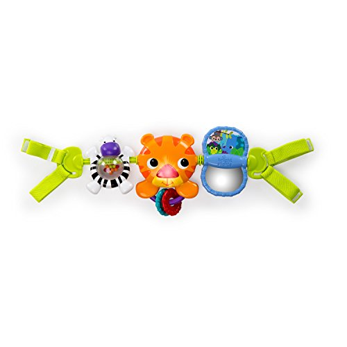 Bright Starts, Take Along Carrier Toy Bar
