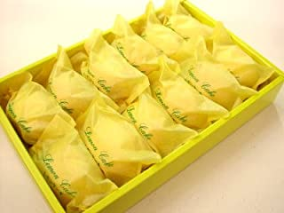 京都焼菓子工房しおん なつかしの レモンケーキ12個セット